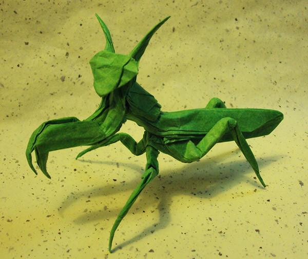 Você precisa ver isso do dia: 12 origamis impressionantes de animais
