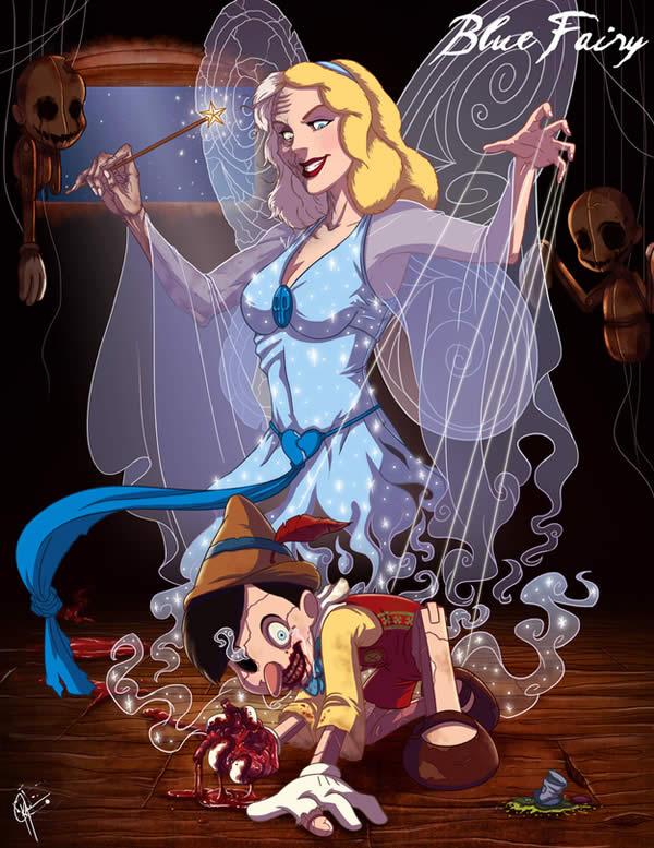 Disney Macabro