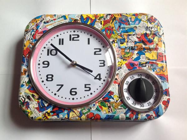 17 Relógios de parede incríveis inspirados em games, filmes e séries