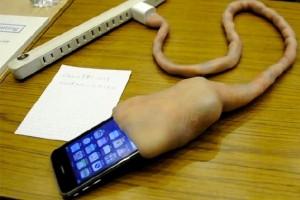 12 Acessórios mais malucos e bizarros já criados para iPhone