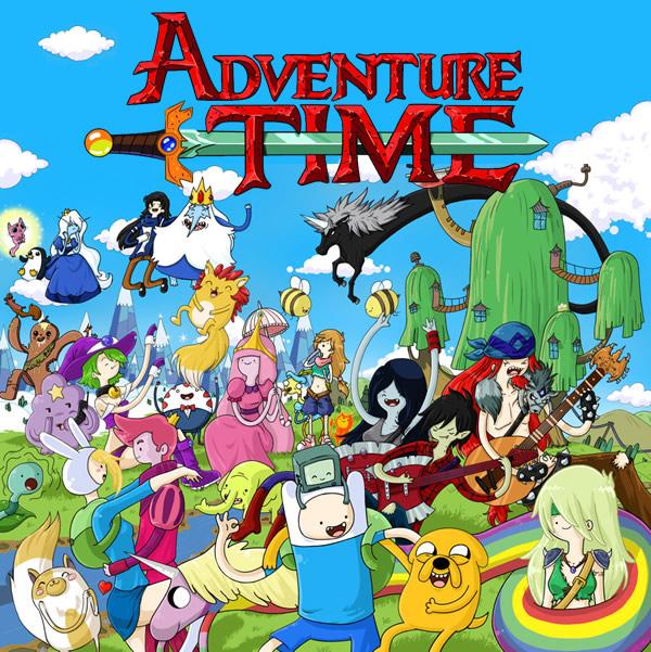 assistir-adventure-time-tudo-de-bom