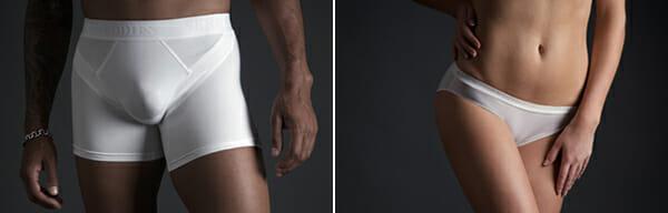 É oficial! Fabricante cria cuecas e calcinhas com sistema Anti-Peido