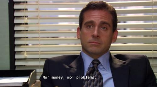 13 Razões para lembrar que o dinheiro não traz felicidade