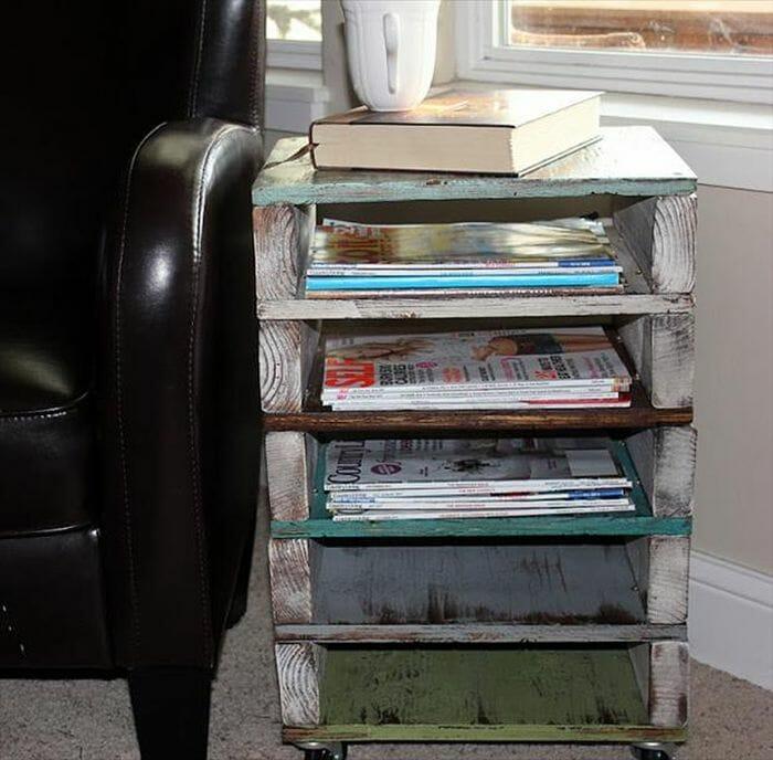 98 Ideias superlegais para reaproveitar pallets em sua casa ou escritório