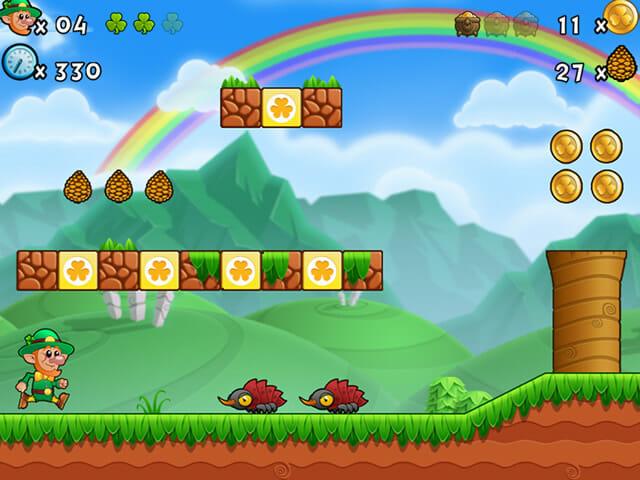 """5 Opções de jogos de aventura no estilo """"Super Mario"""" para o seu Android"""