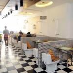 Com vocês, 38 imagens do restaurante chinês que imita um banheiro!