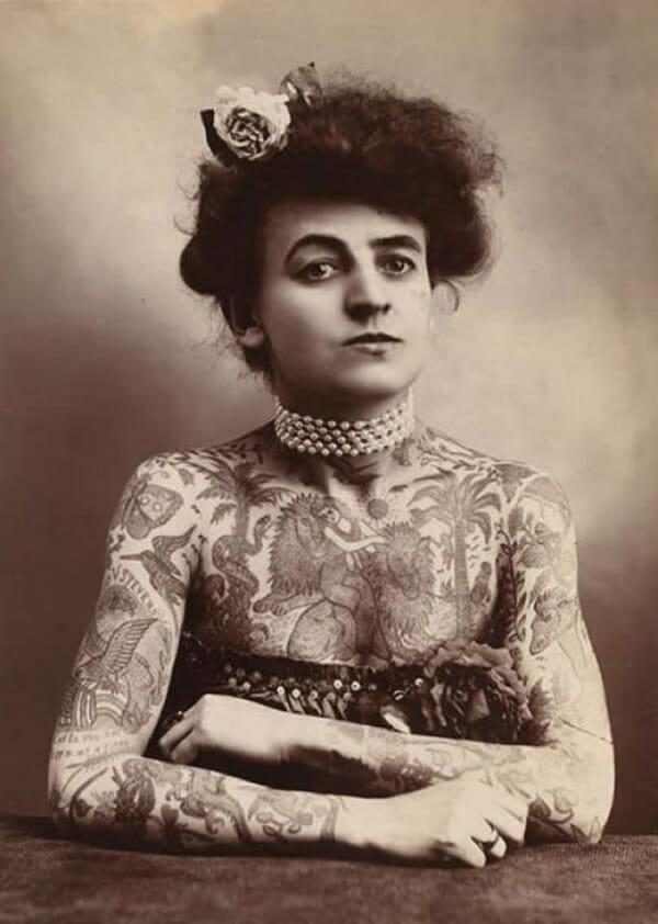 Tatuagens antigas: 21 tatuagens da galera descolada de antigamente