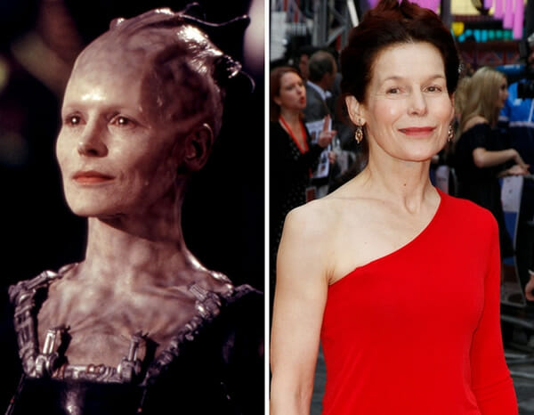 Como estão hoje 13 atrizes que fizeram parte do elenco da série Star Trek