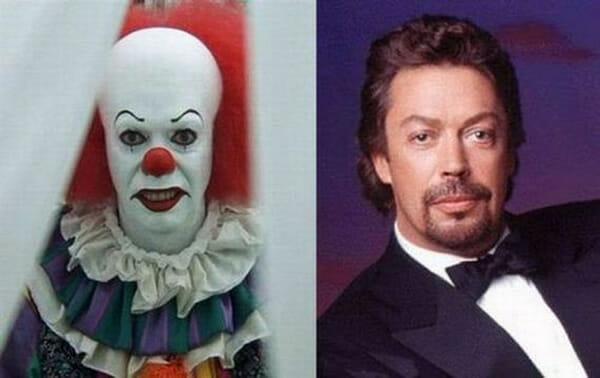 Por trás da máscara: 27 imagens comparam atores com seus personagens mascarados