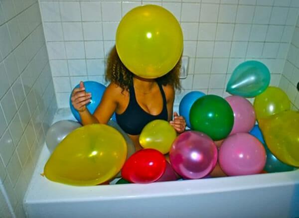 33 Imagens de banhos bizarros e inusitados