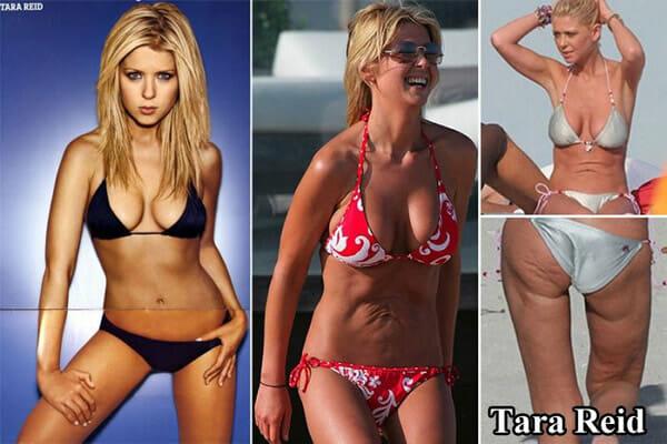 Imagens revelam o corpo de 8 famosas sem Photoshop