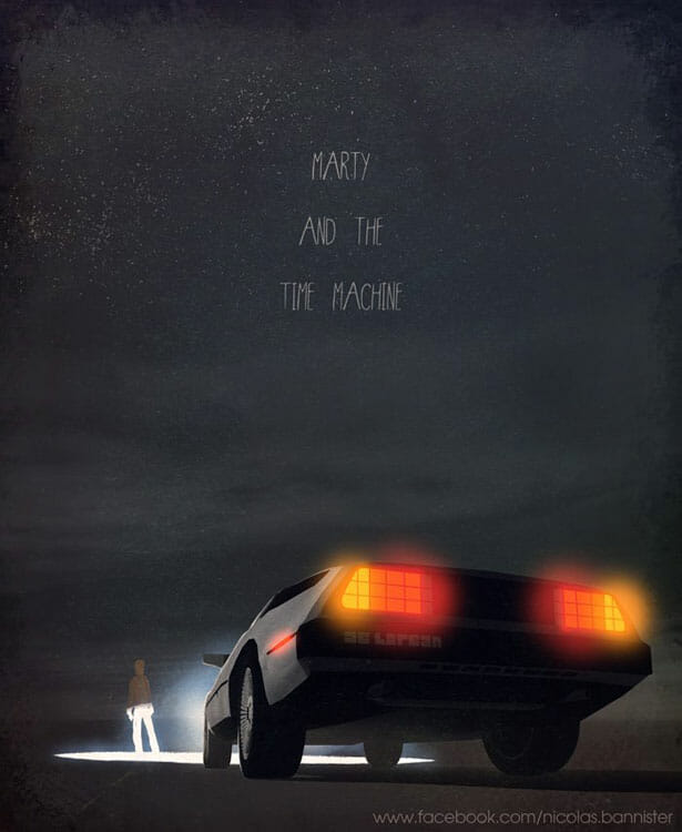 ilustracoes-carros-series-filmes_1-back-to-the-future