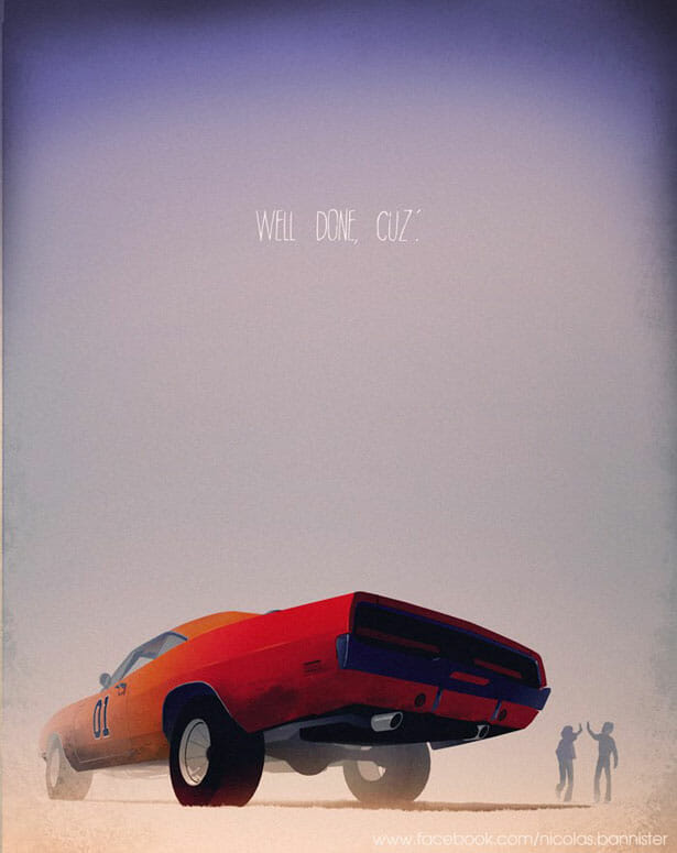 ilustracoes-carros-series-filmes_13-gatoes-nova-balada