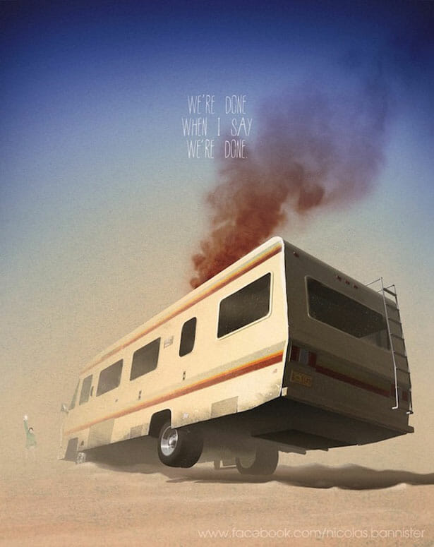 ilustracoes-carros-series-filmes_3-breaking-bad