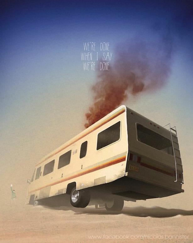 ilustracoes-carros-series-filmes_3-breaking-bad