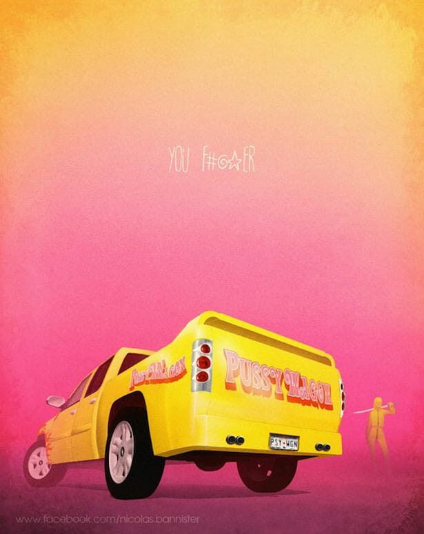 ilustracoes-carros-series-filmes_4-kill-bill