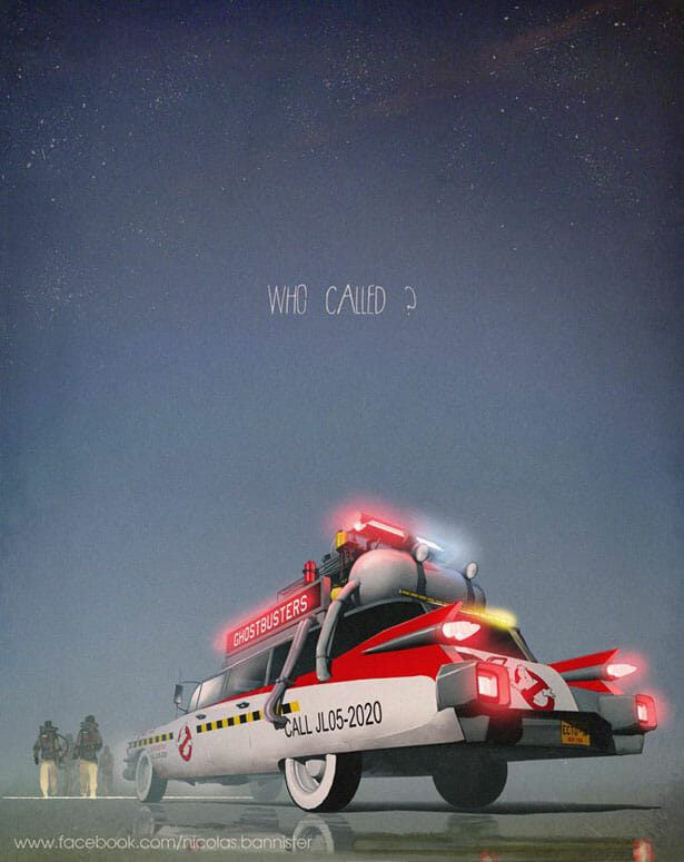 ilustracoes-carros-series-filmes_6-ghostbusters