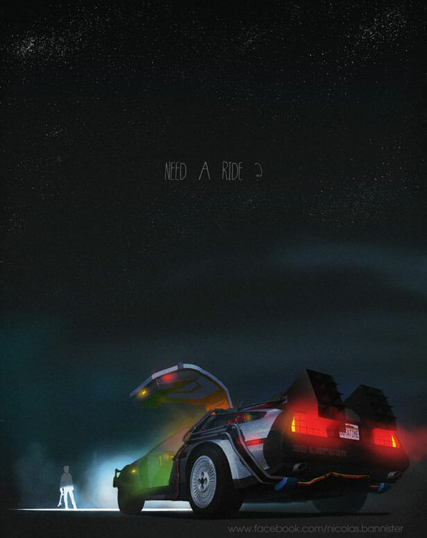 ilustracoes-carros-series-filmes_8-backto-the-future-2