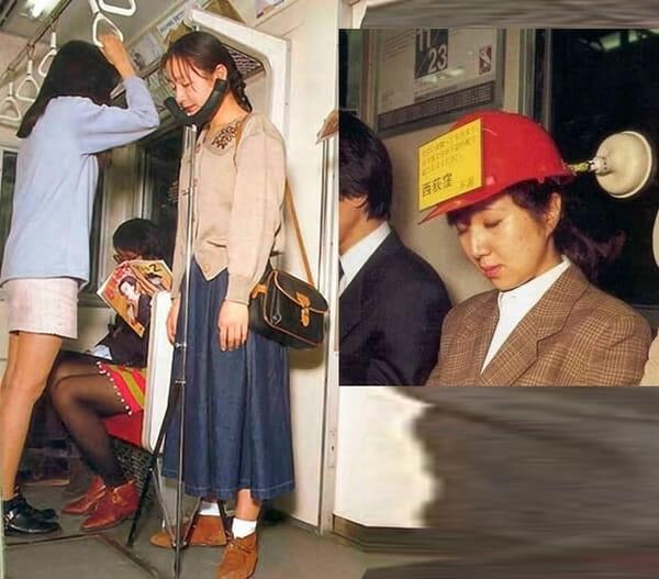 19 Invenções malucas e engraçadas criadas pelos japoneses