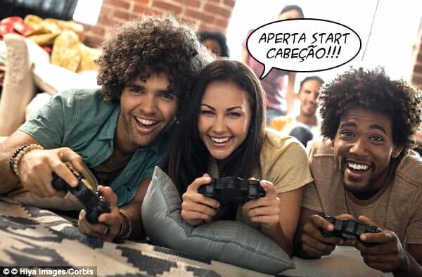 Videogames podem aumentar nosso cérebro
