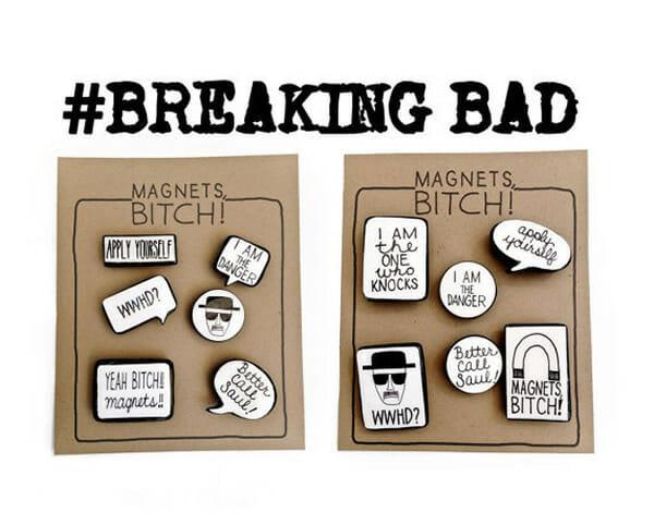 15 Produtos legais baseados na série Breaking Bad