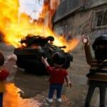 A fantástica guerra de brinquedos de Brian McCarty