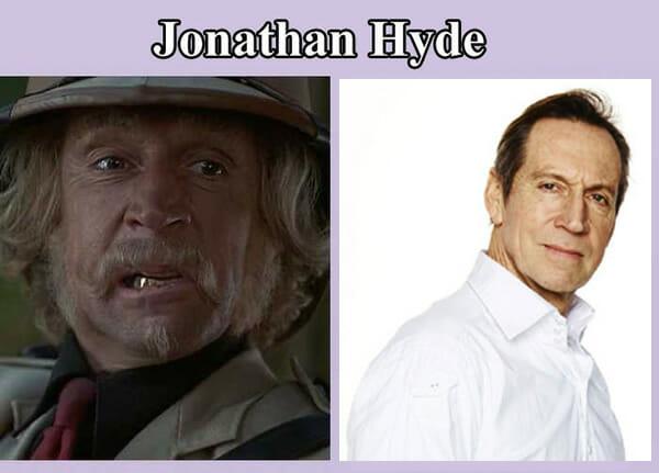 Antes e depois de 6 atores que fizeram parte do elenco do filme Jumanji