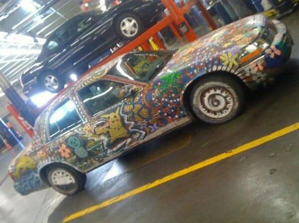 37 Carros WTF que existem rodando por aí