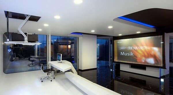 10 produtos futuristas para casas inteligentes que todo for Casas futuristas