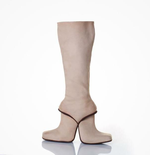 12 Sapatos malucos criados pelo designer Kobi Levi