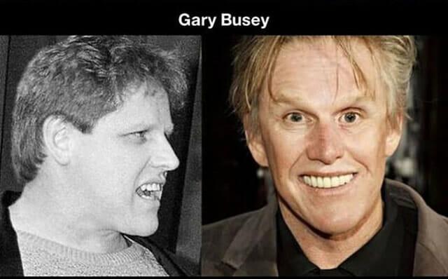 Antes e depois de 25 celebridades que já passaram dos 50 anos