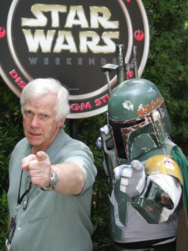 9 Atores de Star Wars ao lado dos personagens que interpretaram