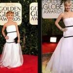 10 Crianças transformadas nas celebridades que participaram do Globo de Ouro 2014