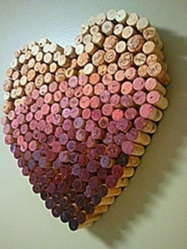 50 Coisas legais para fazer com rolhas de vinho