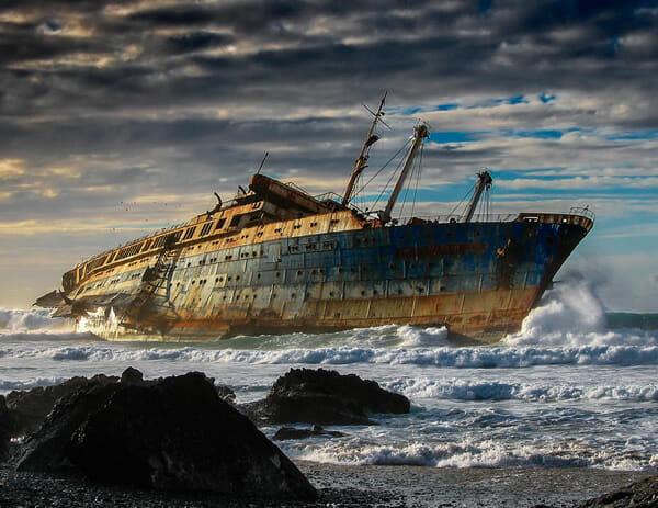 30 Imagens espetaculares de lugares abandonados ao redor do mundo