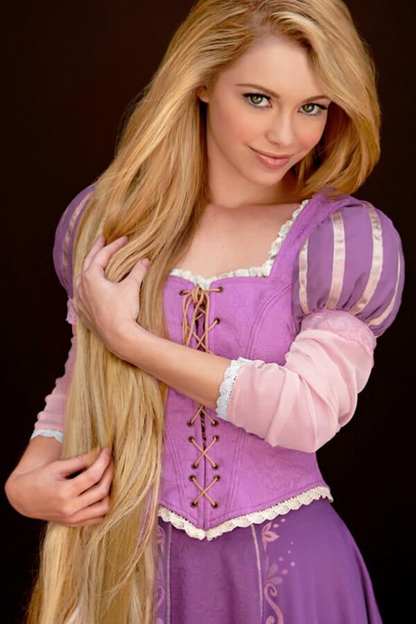 Princesas de verdade: Princesas da Disney na vida real