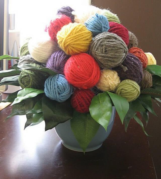 25 Buquês inusitados que não são feitos de flores