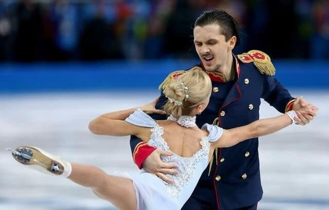 19 Caretas engraçadas dos atletas da patinação artística dos jogos de Sochi