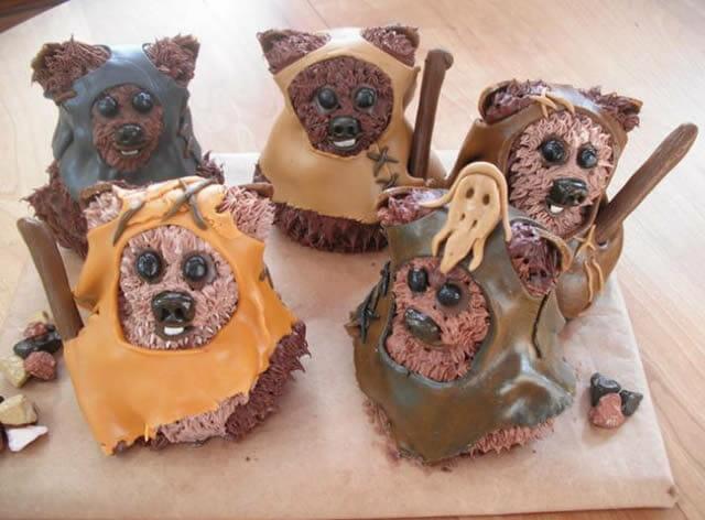 20 Cupcakes que são perfeitos demais para comer