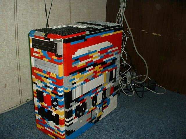 17 Usos práticos dos blocos de Lego para o dia a dia