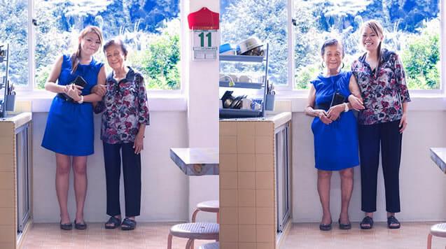 O que acontece quando os jovens trocam de roupa com os mais velhos (7 fotos)