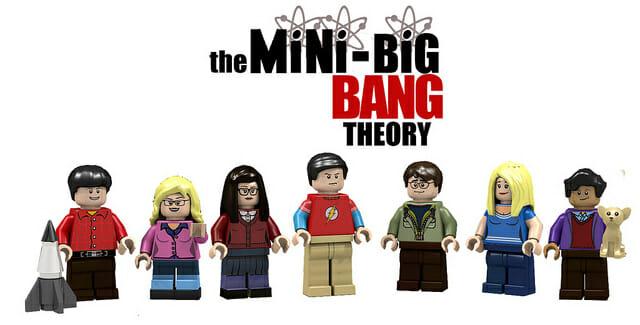 Conjunto de Lego superlegal do The Big Bang Theory vai entrar para sua lista de desejos