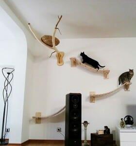 21 Idéias de decoração e móveis para apaixonados por animais