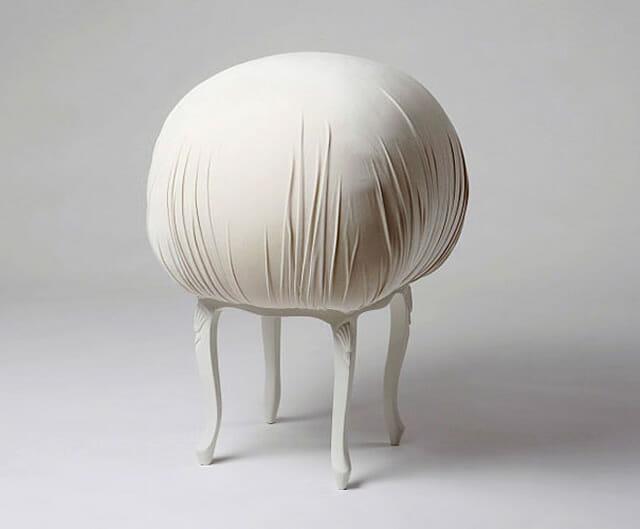 Os incríveis e surreais móveis da coreana Lila Jang
