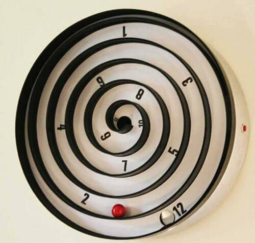 23 Relógios incomuns e interessantes que você vai querer ter em sua casa