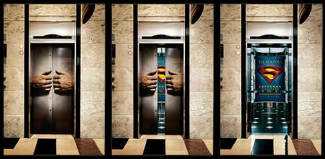 Os 23 melhores e mais engraçados anúncios feitos em elevadores