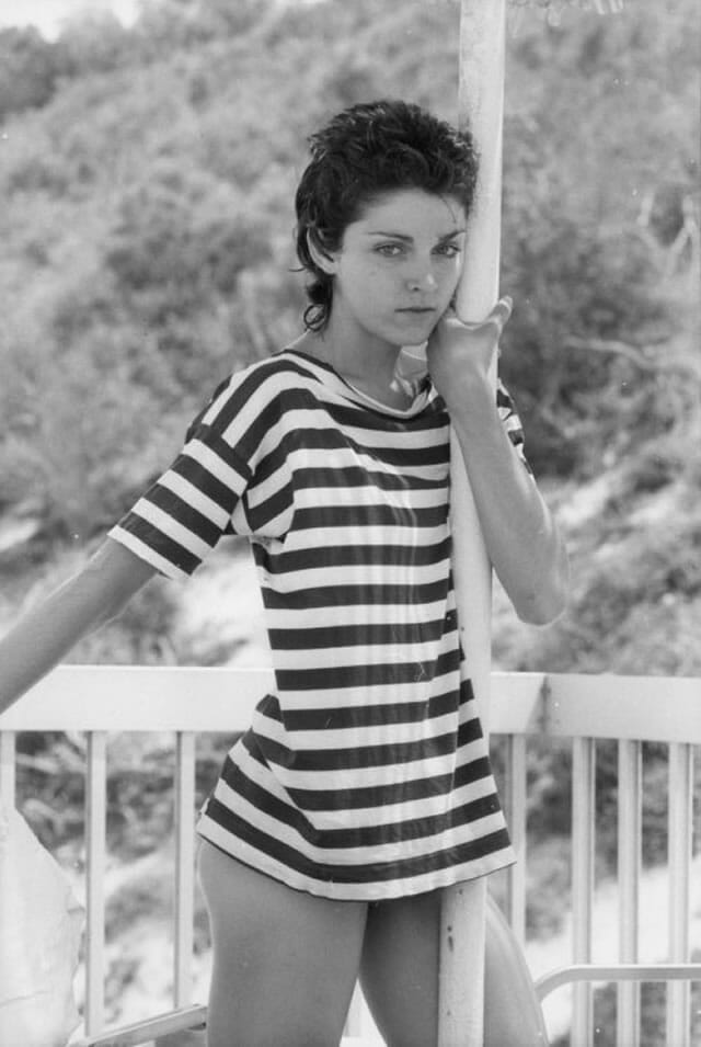 31 Fotos antigas e raras de celebridades