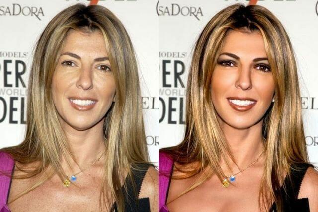 35 Transformações incríveis de mulheres antes e depois do Photoshop