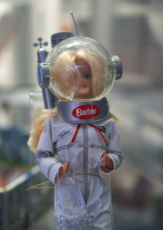10 Profissões homenageadas pelas bonecas Barbie