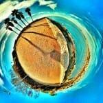Vídeo panorâmico em 360 graus feito com 6 câmeras GoPro é coisa de outro mundo!
